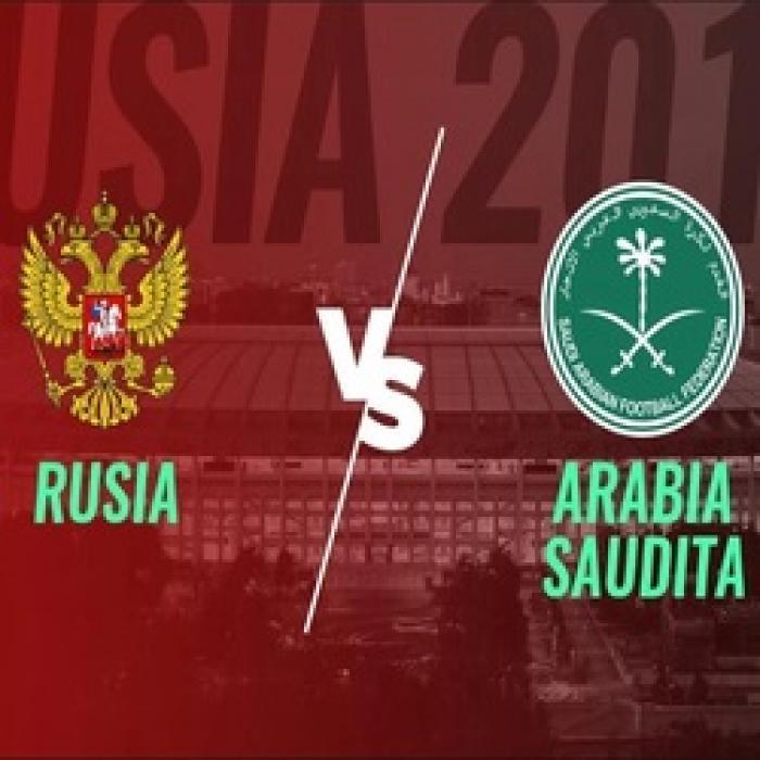 8 pariuri pentru Rusia - Arabia Saudita (14 Iunie 2018)