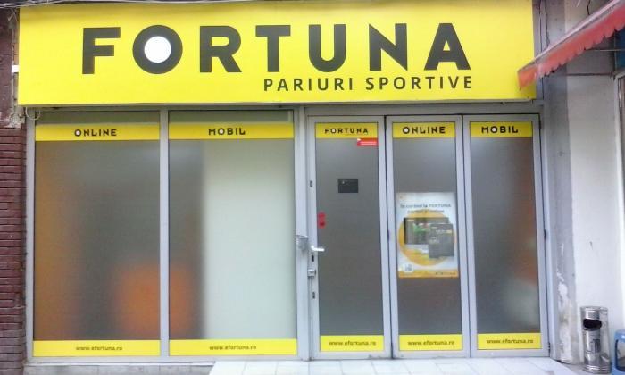 Joaca online la Fortuna! Poti sa depui si sa retragi banii direct din agentie
