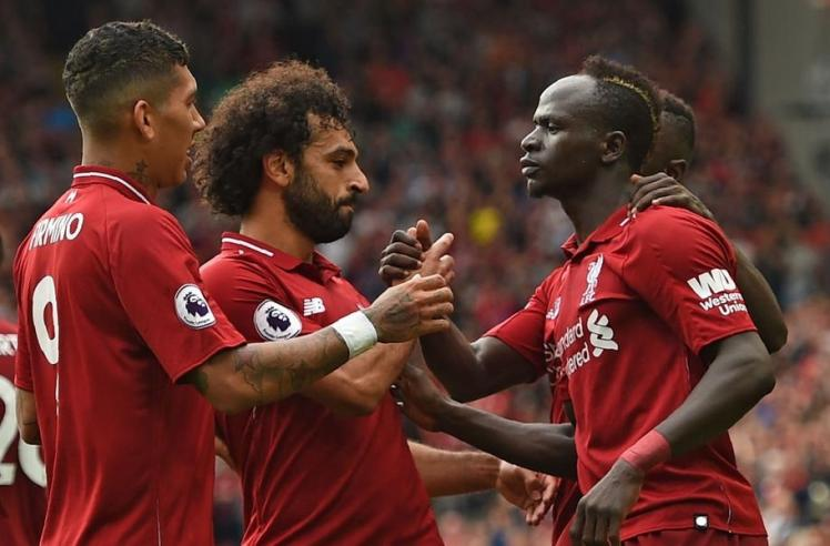 Mizam 100 RON pe cota 8.92 la meciul Liverpool - Bournemouth