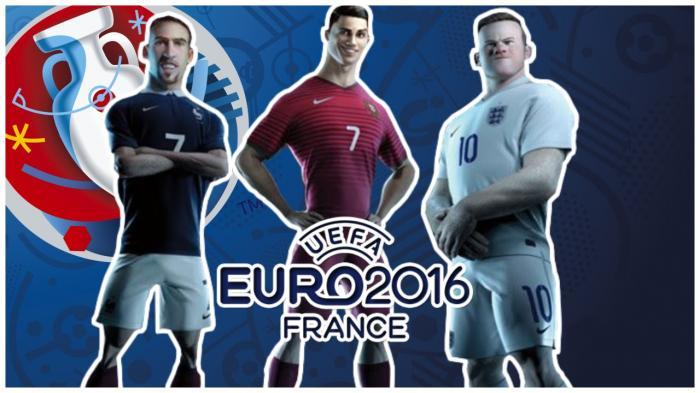 Pariuri pe termen lung - Euro 2016
