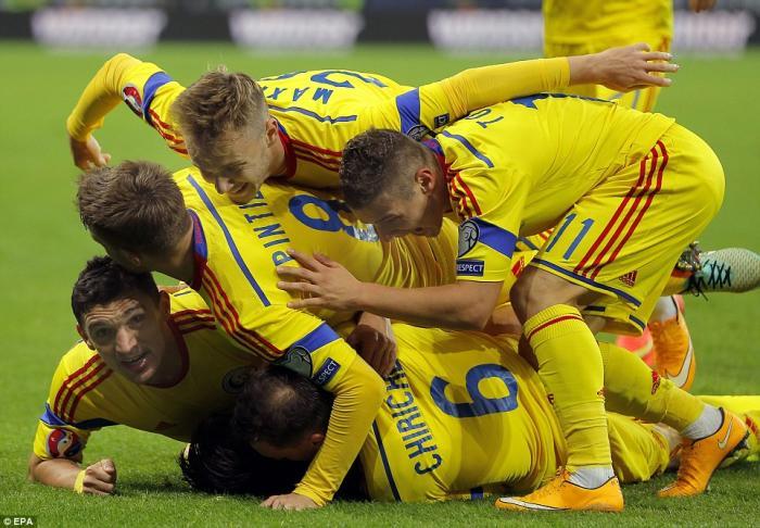 Romania - Danemarca. Cota 10.00 pentru victoria tricolorilor