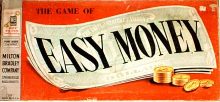 Strategii de pariere - Strategia Easy Money
