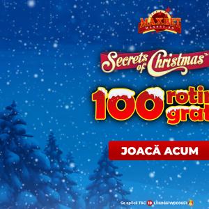 100 rotiri gratuite FARA DEPUNERE si 1800 RON la depunere (200% bonus)
