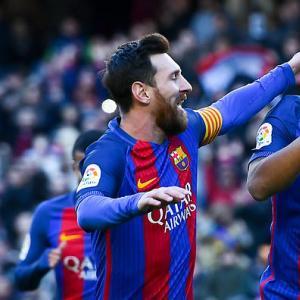 75 RON cadou daca Barcelona castiga acasa cu Getafe