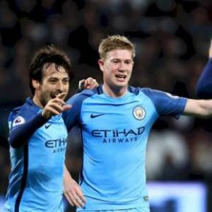 COTA 13.00 marita ca Manchester City sa se califice dupa 4-0 in tur