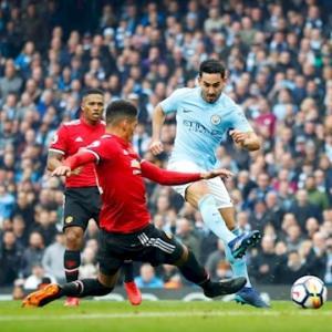 COTA 2 din Derby-ul Manchester (City - United) - 11.11.2018