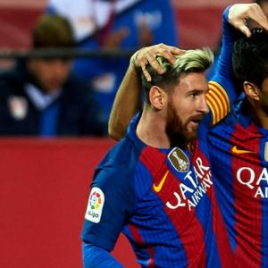 COTA 25 marita pentru minim un gol la Barcelona - Sevilla