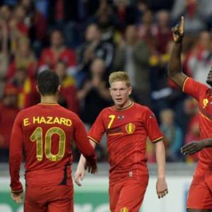 COTA 30.00 marita pentru minim un gol la Franta - Belgia