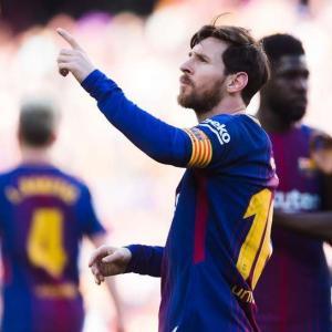 COTA 35.00 pentru victoria Barcelonei contra lui Leganes