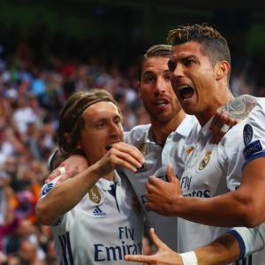 COTA 4.00 pentru victoria lui Real Madrid in fata lui Fuenlabrada