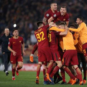 Cota zilei - 27.11.2018 - AS Roma - Real Madrid - UEFA Champions League