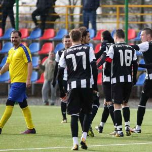 Cota zilei din fotbal - Liga 2 Romania - Snagov - U Cluj - 18.11.2018