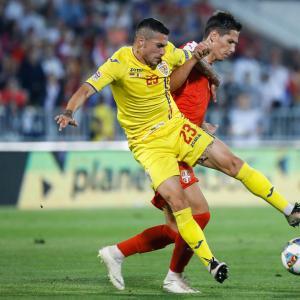 Cota zilei din fotbal - UEFA Nations League - Muntenegru - Romania - 20.11.2018