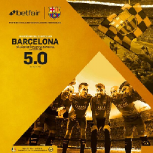 Espanyol - Barcelona, cota 5.00 pentru 2 solist