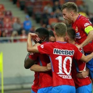 Hermannstadt - FCSB: COTA 20.00 marita pentru victoria lui FCSB