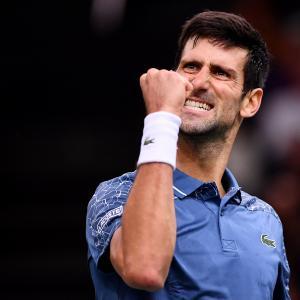 Khachanov - Djokovic: COTA 2 din tenis de la turneul din Paris