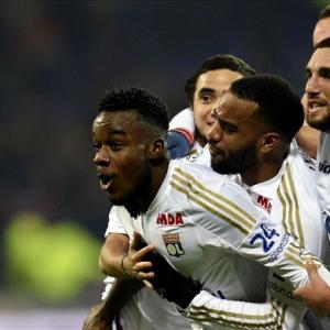 Lyon - Monaco, miza de 1500 RON