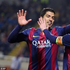 Malaga - Barcelona. Cea mai buna cota de 5+ pentru 8 Aprilie.