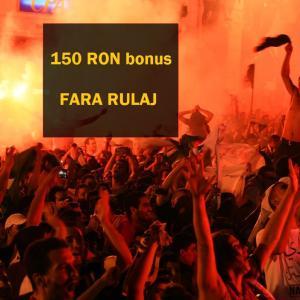 NU RATA doua bonusuri fara rulaj pentru Champions League si Europa League