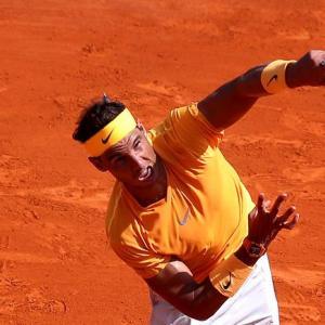 Ponturi Dimitrov - Nadal (18.04.2019)