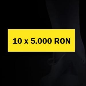 Zece premii a cate 5.000 RON pentru cei care pariaza pe cupele europene