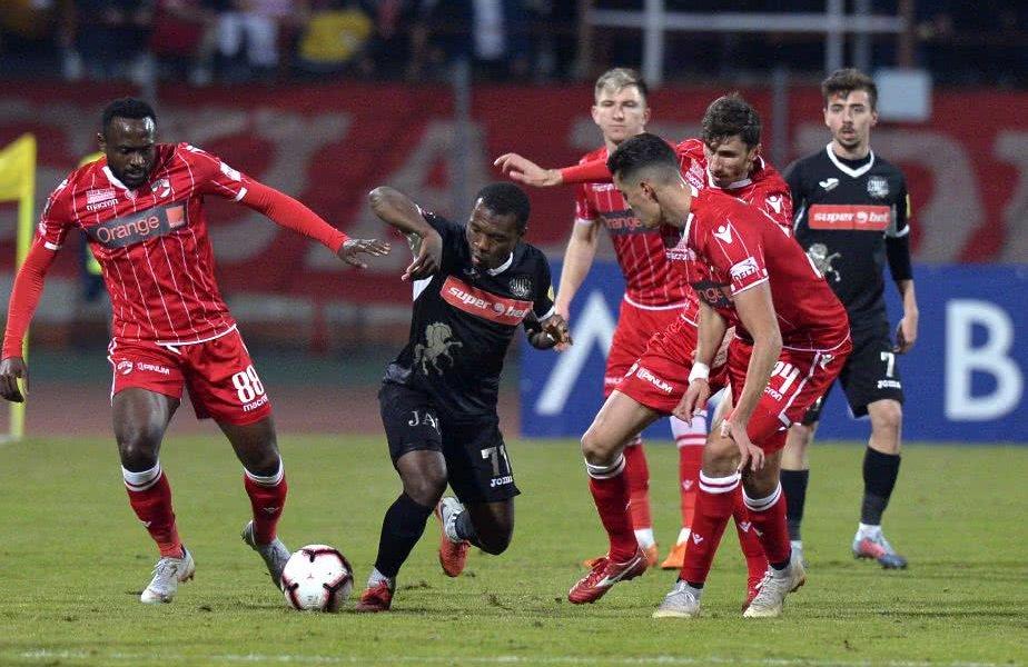 Dinamo - Poli Iași 1-1! Video Online din etapa 9 a play ... |Dinamo- Poli Iasi