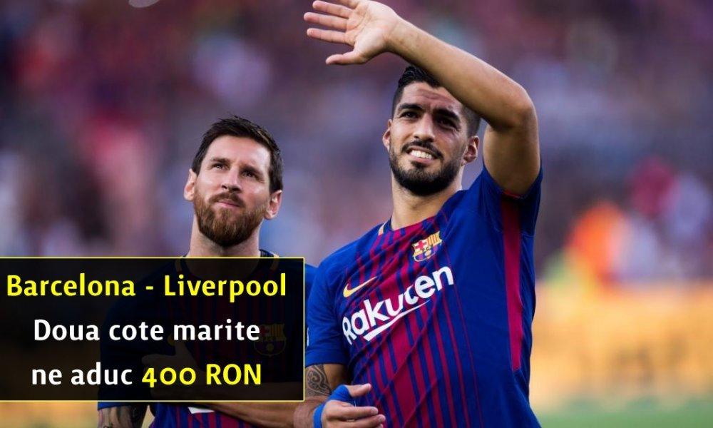 doua cote marite la meciul barcelona liverpool de astazi 0501043936 1