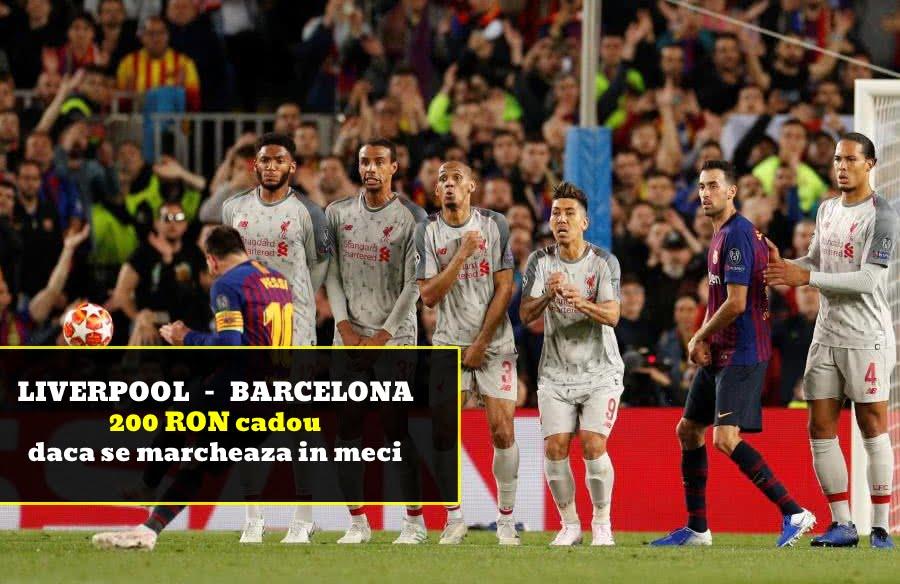 liverpool barcelona cota 4 00 marita pentru pariul peste 0 5 goluri miza acceptata 50 ron 0506023725 1