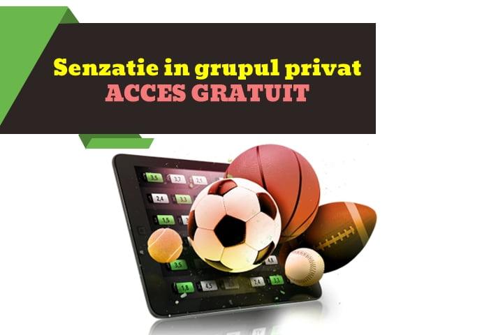 vezi pariurile castigatoare din grupul privat in ultimele zile acces gratuit 0525040111