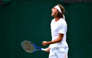stefanos tsitsipas me and nick kyrgios are different characterwise