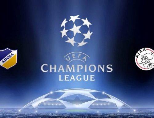 "APOEL – Ajax: ""Lancierii"", la atac in play-off-ul UEFA Champions League – 20.08.2019"