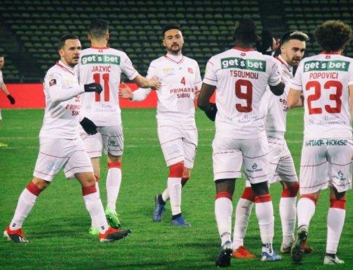 FC Hermannstadt – Academica Clinceni: Meci tare in debutul etapei cu numarul 6 din Liga 1 – 16.08.2019