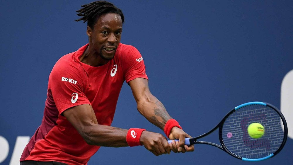 monfils us open 2019 monday bh getty