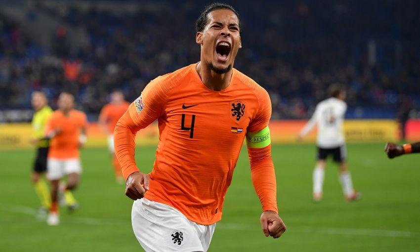 Pariul zilei 6 septembrie 2019 Germania vs Olanda, Van Dijk