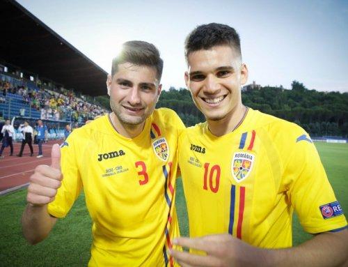 Danemarca U21 – Romania U21 – Calificari Euro U21 – 10.09.2019