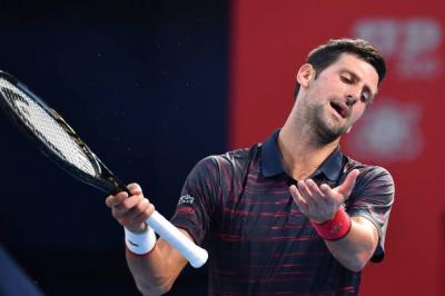 novak djokovic speaks about 2020 olympics gives suggestion to organizers
