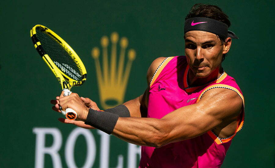 10 recorduri interesante din tenis, Nadal
