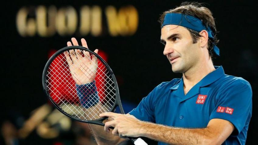 Pariul zilei 24 ianuarie 2020, Federer