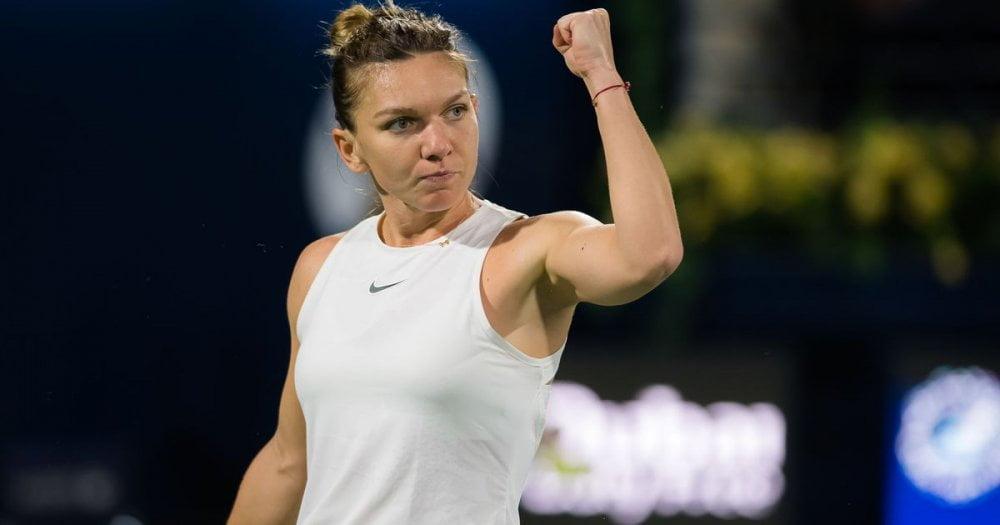 Meci echilibrat de tenis feminin-ce este indicat sa pariem? Simona Halep