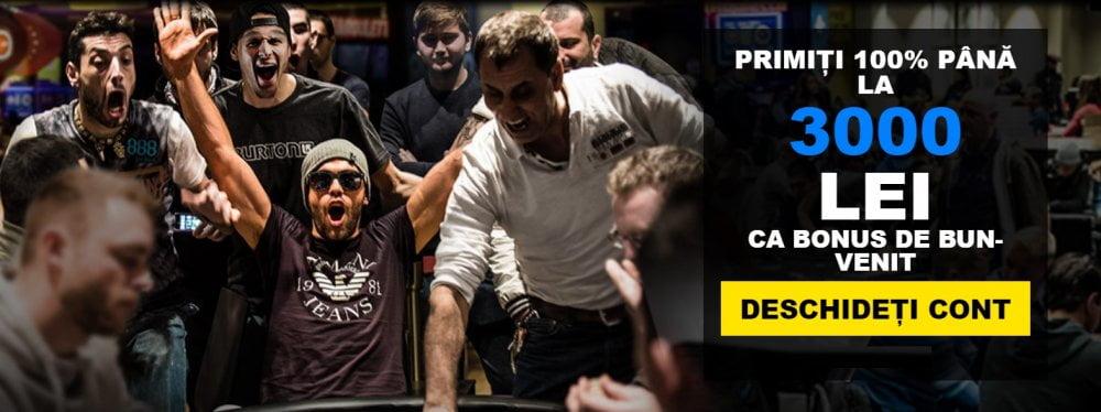 bonus 888 poker
