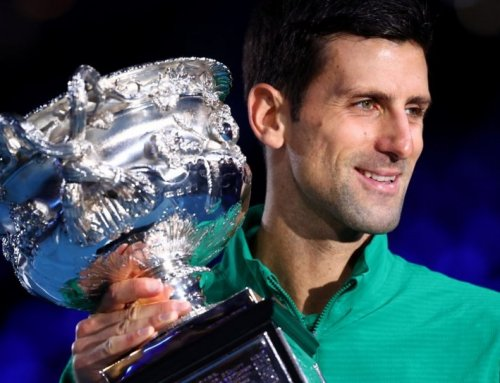 Istoria turneului de tenis Australian Open