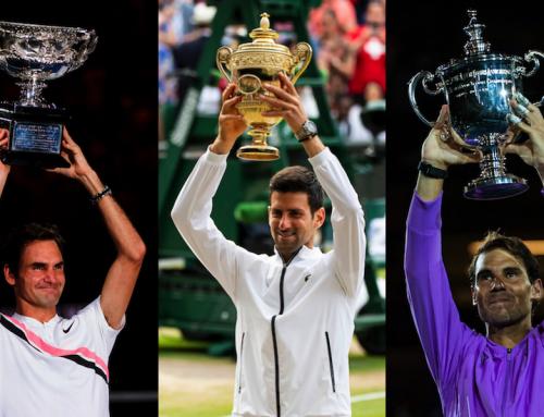 Cei mai titrati jucatori de tenis din istorie