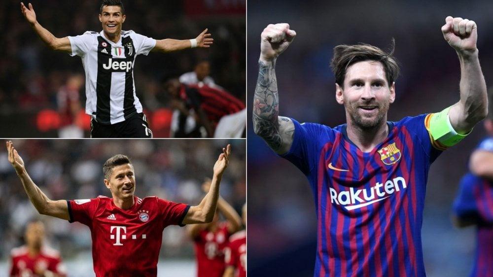 Top 10 marcatori din istoria Champions League