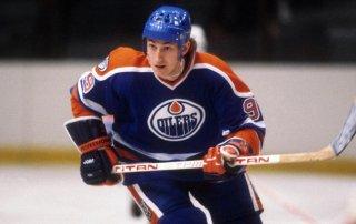 Competitii de jucat pe pe biletul zilei hochei, Gretzky