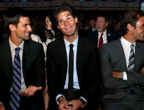 Federer vs Nadal vs Djokovic- cine e cel mai bun?
