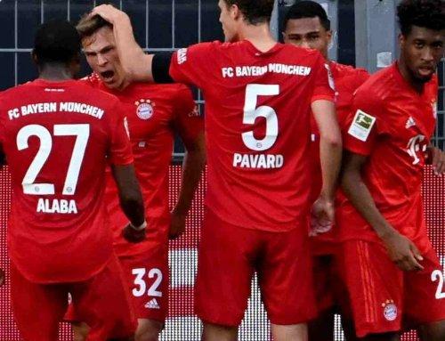 Profita de cota 30 pentru victoria lui Bayern Munchen contra Fortunei Dusseldorf