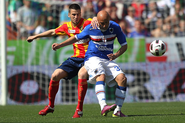 Lecce vs Sampdoria