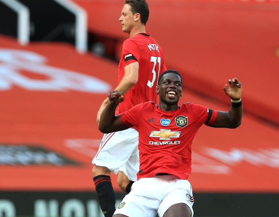 Cota marita la victorie pentru Manchester United contra Brighton