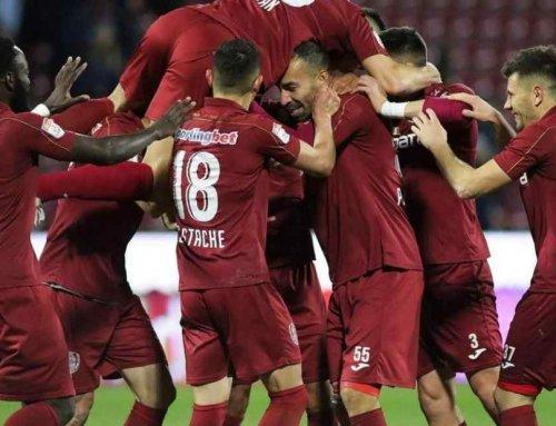 Ai cota 50 pentru victoria celor de la CFR Cluj cu Astra