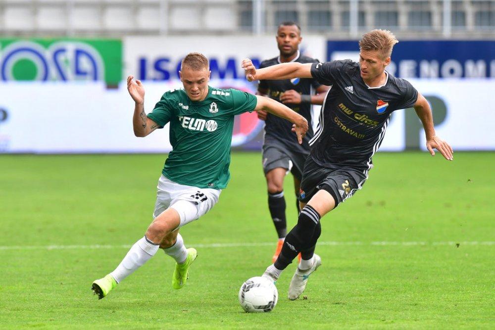 Jablonec vs Ostrava